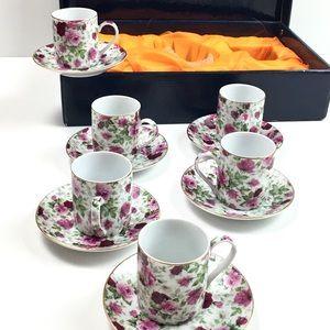 Italian Design By Antonio Tea Set